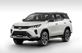 Toyota Philippines set to launch 2021 Fortuner on October 17