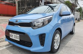 Lockdown Sale! 2018 Kia Picanto 1.2 SL Automatic 20T Kms Blue NAM3383