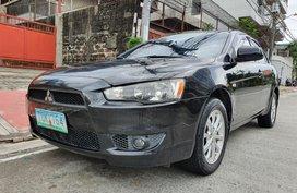 Reserved! Lockdown Sale! 2012 Mitsubishi Lancer EX 2.0 GLS Automatic Black 91T Kms TOK764