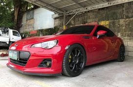Sell Red 2016 Subaru BRZ in Pasig