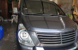 Silver Hyundai Starex 2008 for sale in Las Piñas City