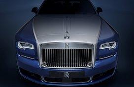 Rolls-Royce Ghost EWB 6.6 AT