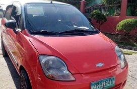 Pink Chevrolet Spark 2008 for sale in Lucena