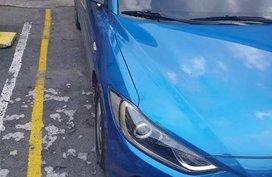 Blue Hyundai Elantra 2018 for sale in General Trias