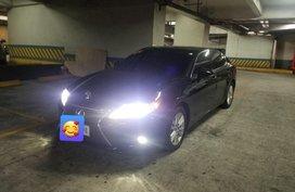 Black Lexus ES350 2015 for sale in Quezon City