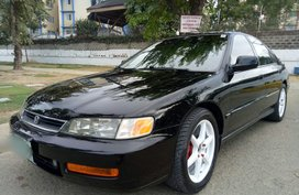 1997 Honda Accord 2.2L Limited Edition Black