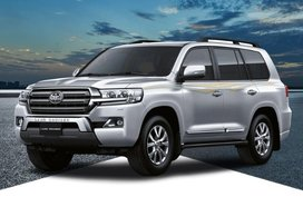 2020 TOYOTA LAND CRUISER 200 FULL OPTION (BRAND NEW)
