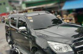Sell Black 2015 Chevrolet Blazer in Caloocan