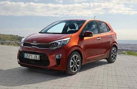 Kia Picanto available with either P1,000 DP or P10.7K monthly this October