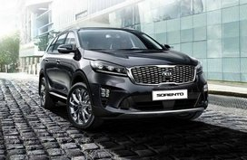 Buy a Kia Sorento at the price of a Sportage this month
