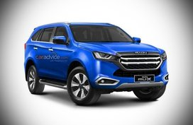 Next-gen 2021 Isuzu mu-X could look like this, based on leaked patents