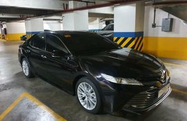 Black Toyota Camry 2019 for sale in Manila