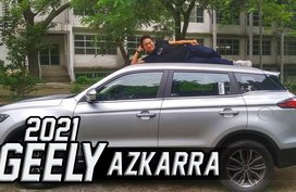 2021 Geely Azkarra Review: Refined value in a classy package