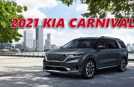 2021 Kia Carnival Quick Look: An SUV-looking people-hauler