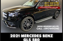 2021 MERCEDES BENZ GLS 580