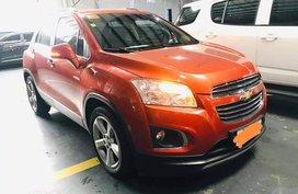 Sell Orange 2016 Chevrolet Trax in Quezon City