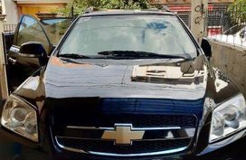 Sell Black 2010 Chevrolet Captiva in Pasig