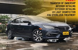 2017 Honda Civic 1.8 E A/T Gas