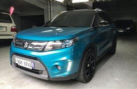 Selling Blue Suzuki Vitara 2018 in Caloocan