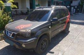 Sell Black 2008 Nissan X-Trail in Iloilo