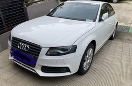 Sell White 2013 Audi A4 in Laguna