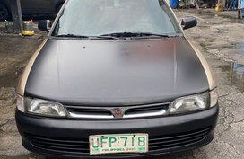 Golden Mitsubishi Lancer 1996 for sale in Caloocan