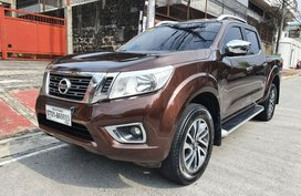 Lockdown Sale! 2019 Nissan Navara NP300 NCAP 2.5 EL 4X2 Manual Brown 36T Kms F2D233