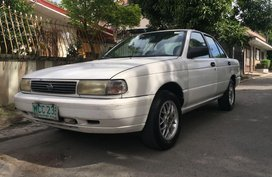 White Nissan Sentra 1997 for sale in Cavite