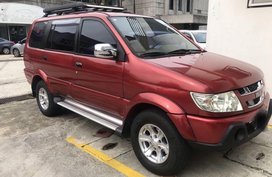Red Isuzu Crosswind 2006 for sale in Pasay City