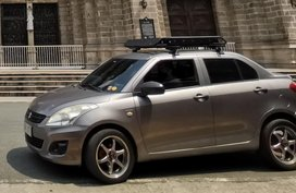 Silver Suzuki Swift 2013 for sale in Paranaque City