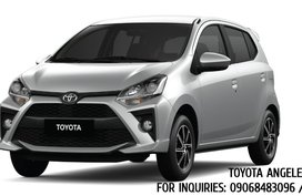 LOW DP LOW DP! 59K ALL IN! ALL NEW TOYOTA MC WIGO 1.0G AT