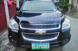 Chevrolet Trailblazer 2013 DURAMAX MT