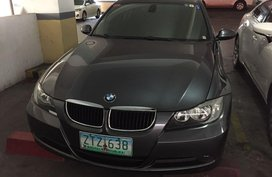 Black BMW 320I 2009 for sale in Mandaluyong