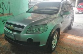 Chevrolet Captiva 2008 Matic Registered