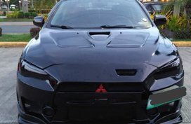 2013 Mitsubishi Lancer Ex GLX