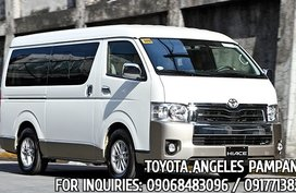 LOW DP LOW DP! 79K ALL IN! ALL NEW TOYOTA HIACE GL GRANDIA MT 1T (OLD)
