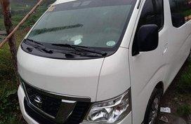 Pearl White Nissan Nv350 urvan 2019 for sale in Manila