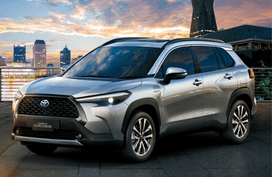 Toyota Corolla Cross Hybrid is one of the safest crossovers you can buy