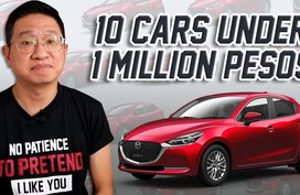 Top 10 Cars Under P1-Million in the Philippines   Philkotse