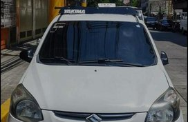 White Suzuki Alto 2013 for sale in Cavite