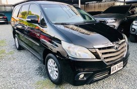 2014 TOYOTA INNOVA G DIESEL FOR SALE