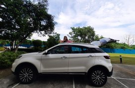 White Ford Territory 2021 for sale in Quezon City