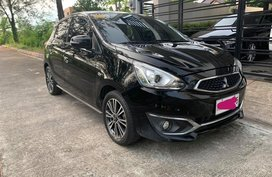Selling Black Mitsubishi Mirage 2016 in Pasig