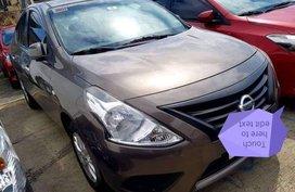 Silver Nissan Almera 2017 for sale in Manila