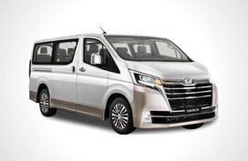 2020 TOYOTA HIACE SUPER GRANDIA ELITE AND LEATHER (BRAND NEW)