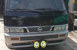 Nissan Urvan Escapade 2013