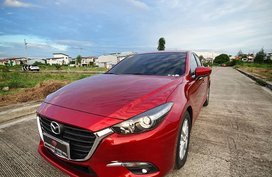 Mazda 3 2018 Hatchback Soul Red