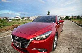 Mazda 3 2018 Hatchback Soul Red