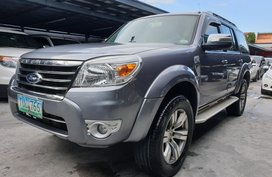 Ford Everest 2011 TDCI Limited Automatic