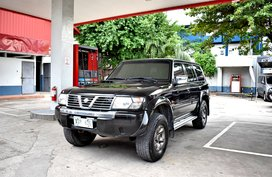 2003 Nissan Patrol AT 498t  Nego Batangas Area